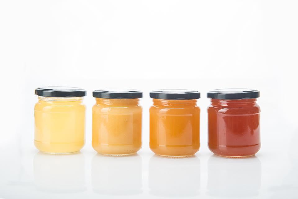¿Por qué el color de la miel?